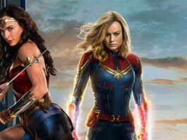 best females superheroes 2021 big small screen images