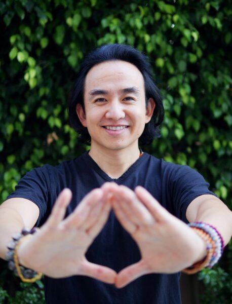 James Lin aka Saje Flow for movie tv tech geeks 30 day experience
