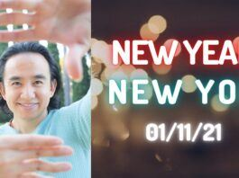 new year new you dancing & life campaign 2021 mttg