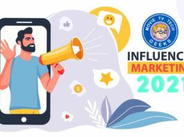 social media influencer marketing 2021 tactics guide