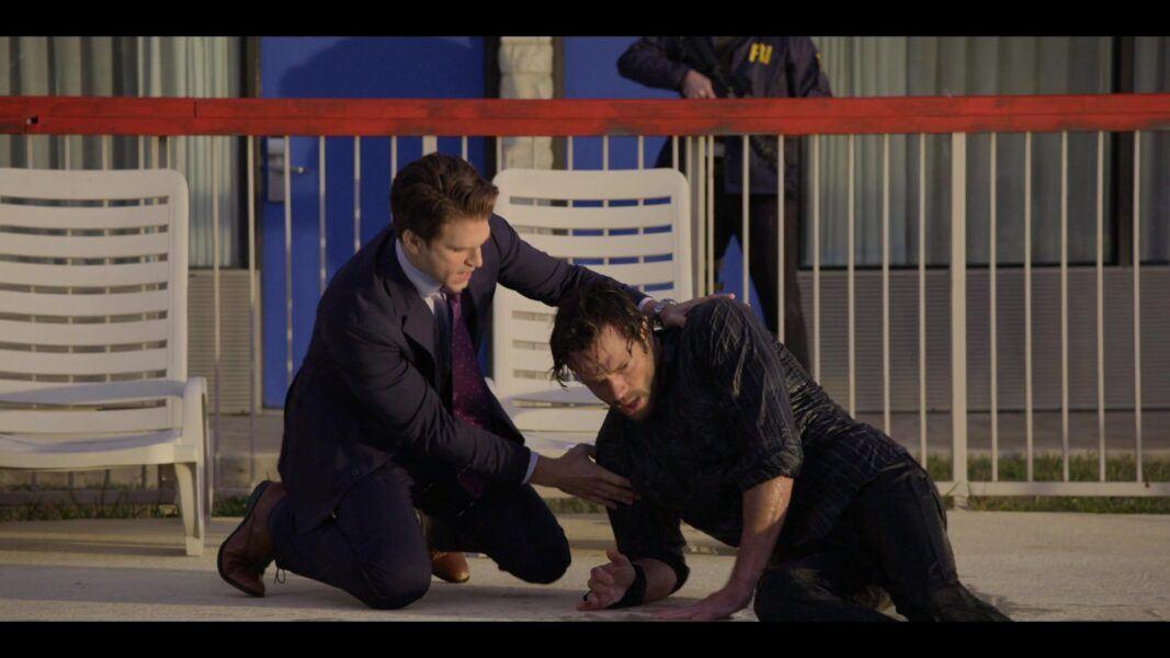 Walker Liam pulls Jared Padalecki out of Pool Duke 105