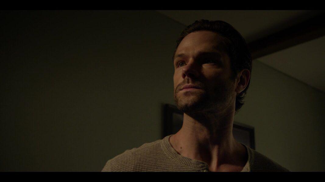 Walker learns enemies know where he lives Jared Padalecki 104