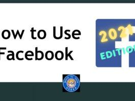 how to use facebook 2021 edition images