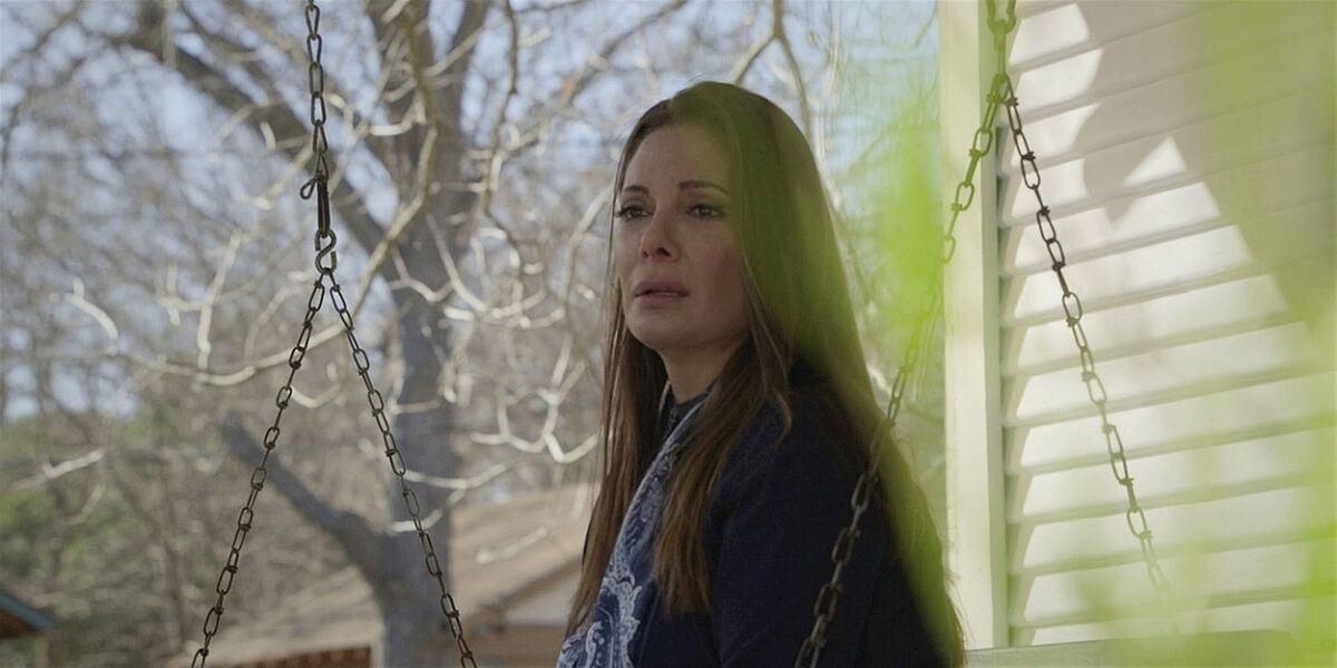 Walker Alex Meneses amazing sad scene with Lindsey Morgan.