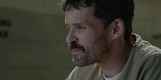 Walker Clint Austin Nichols in prison with son Trevor 108.