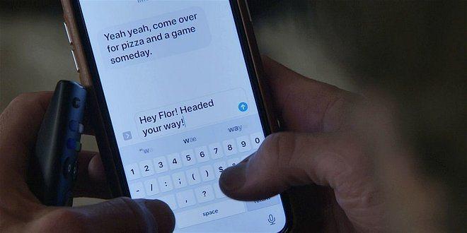 Walker Jared Padalecki ordering pizza on phone 108.