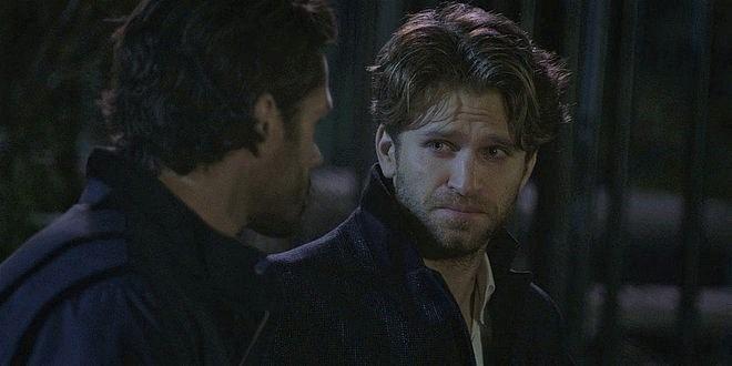 Walker Liam Keegan Allen tells Walker he is sorry with Jared Padalecki.