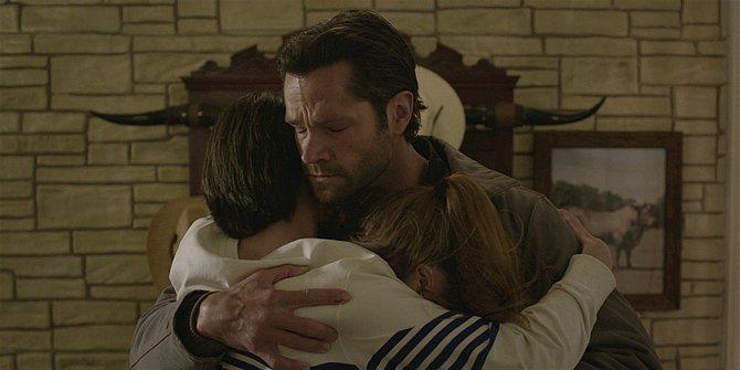 Walker Jared Padalecki hugging son August tight 109.