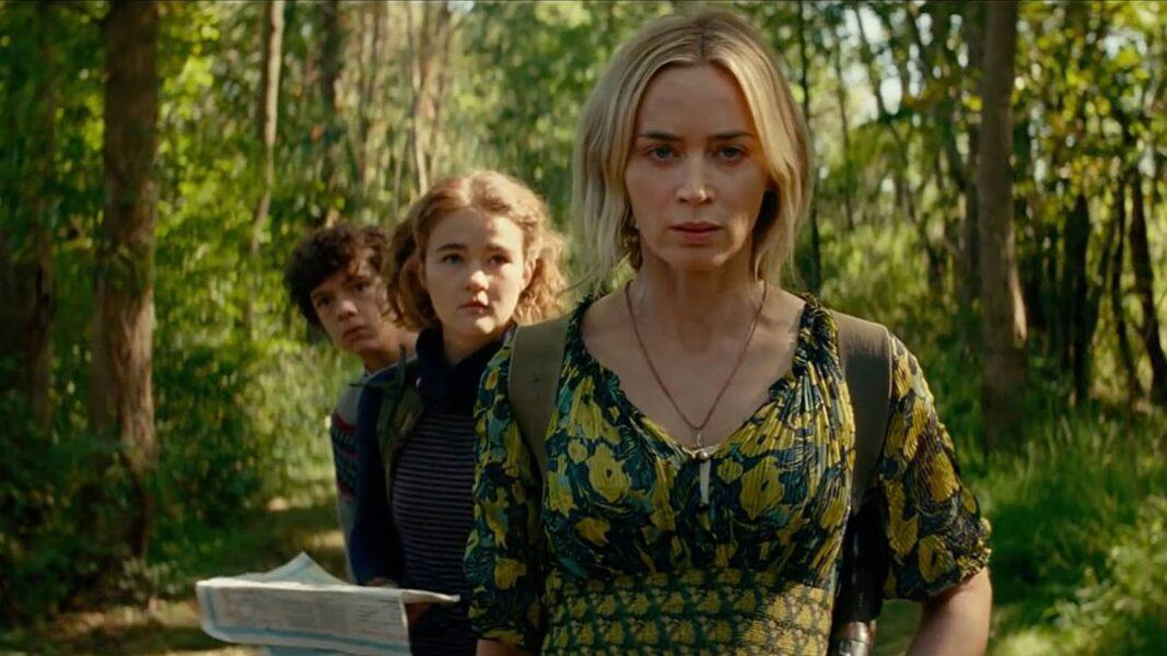 a quiet place 2 emily blunt hot summer movies of 2021