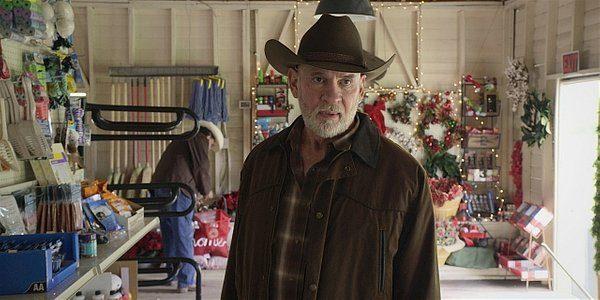 WAlker Bonham punches guy Abilene slept with at Christmas store.