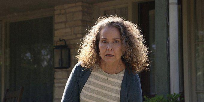 Walker Abilene reacts to LIam getting shot.