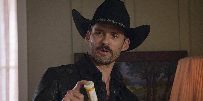 Walker Clint talking about Wyatt Earp to Bonham 1.13.