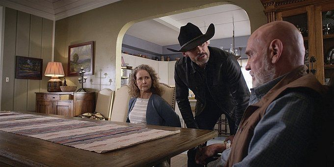 Walker Clint taunting Bonham in front of Abilene.