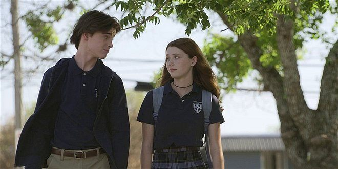 Walker Augie and Stella back at school after Trevor Clint mess.