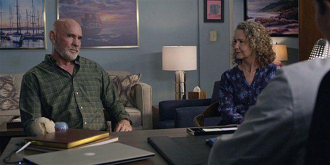 Walker Bonham and Abeline with cancer doctor 1.15.