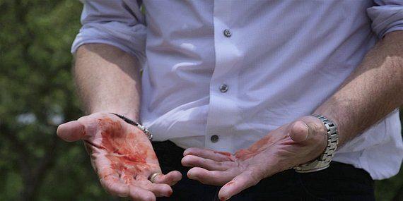 Walker Stan has Mendozas blood all over his hands Dig 1.17