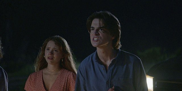 Walker Augie and Stella angry with Stan killing Emily.